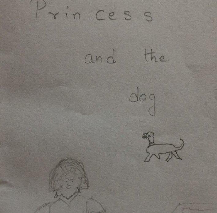 The Princess and the Dog