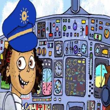 The Teen pilot.
