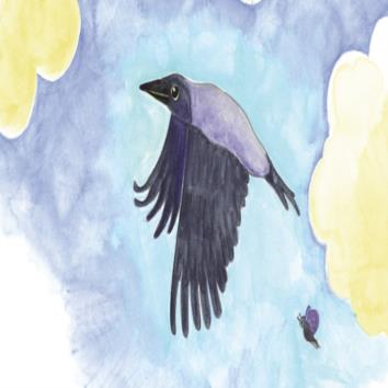 The Compassionate Crow