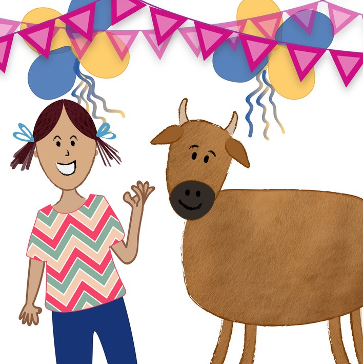 Chanchal and Nirmala - Birthday Party