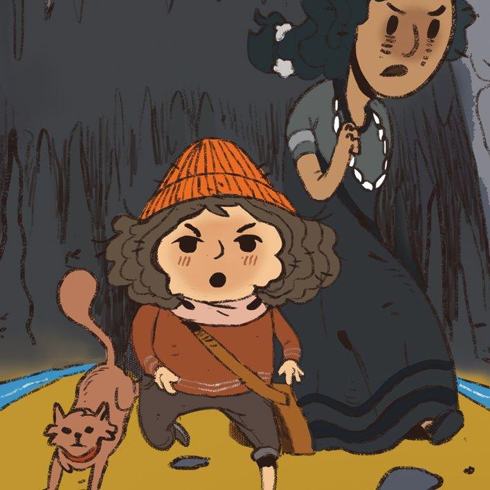 Megan and the Princess of Death